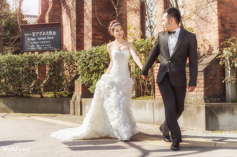 日本自助婚紗VVNFS方美玉 X 林小豪1