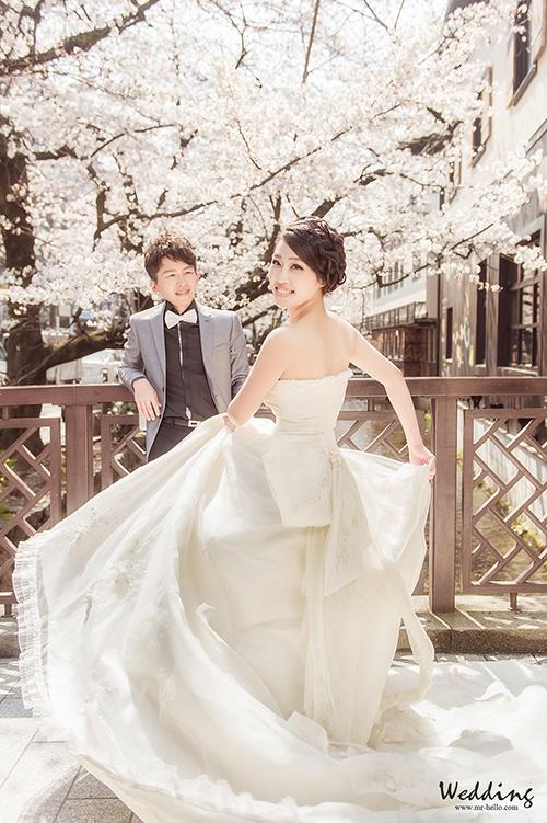 日本自助婚紗VVNFS方美玉 X 林小豪10