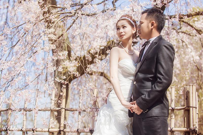 日本自助婚紗VVNFS方美玉 X 林小豪11