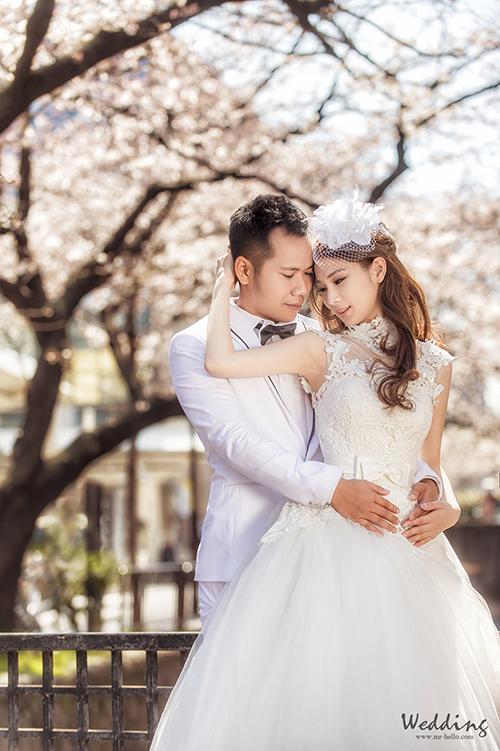 日本自助婚紗VVNFS方美玉 X 林小豪16