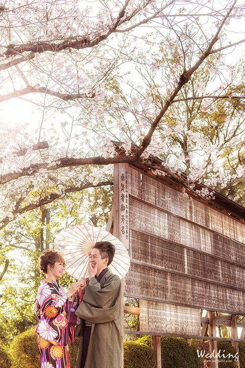 日本自助婚紗VVNFS方美玉 X 林小豪20