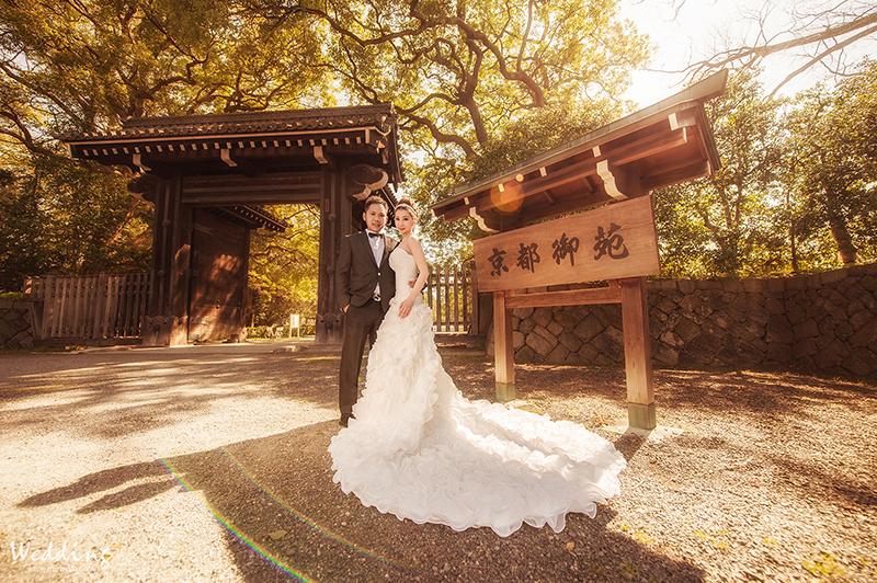 日本自助婚紗VVNFS方美玉 X 林小豪7