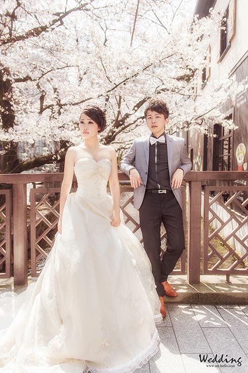 日本自助婚紗VVNFS方美玉 X 林小豪8