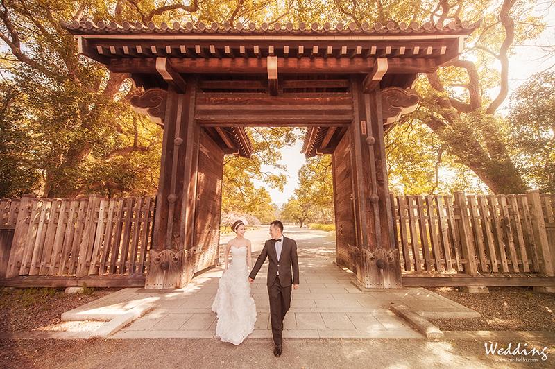 日本自助婚紗VVNFS方美玉 X 林小豪9