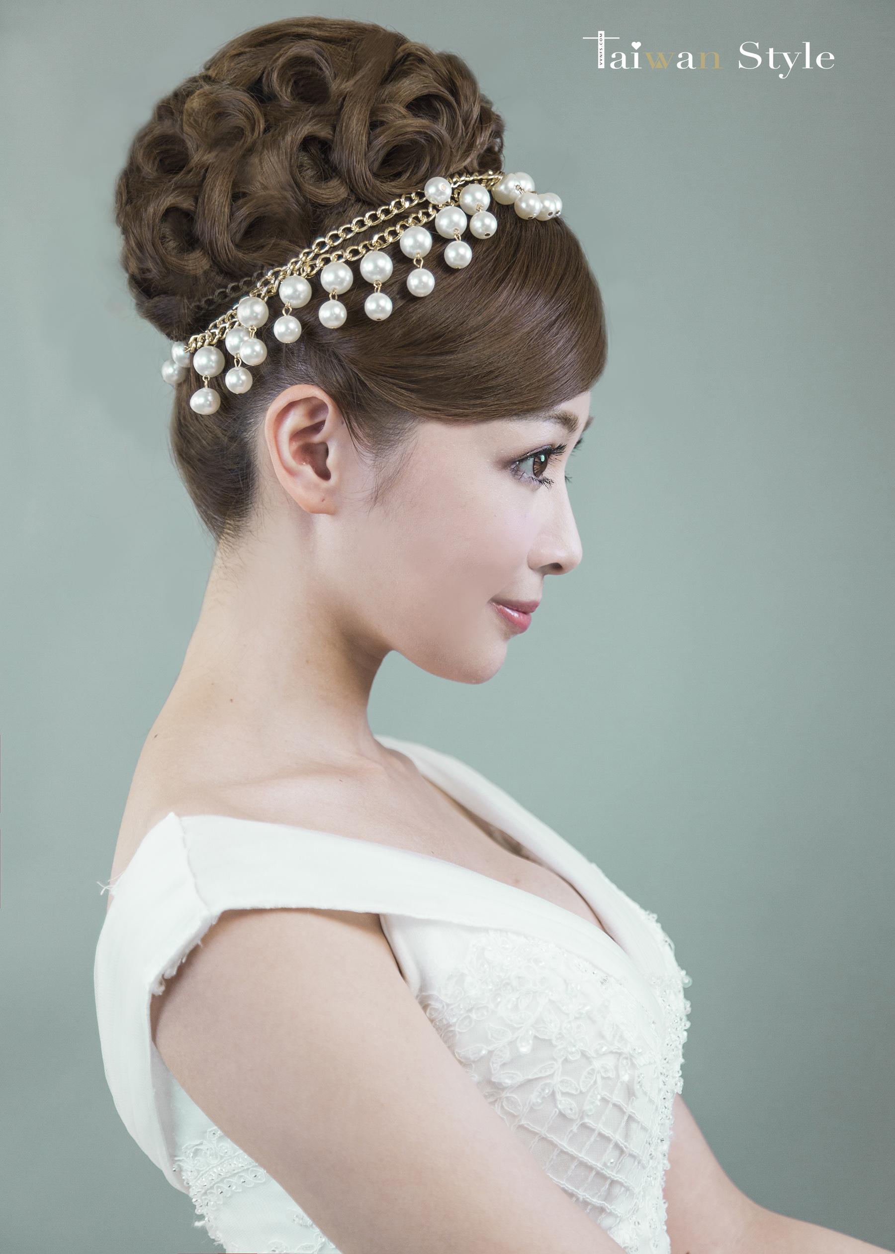 看見台灣百年婚紗之美-2000姐姐時代-新娘物語 x VVNFS方美玉台南新秘2