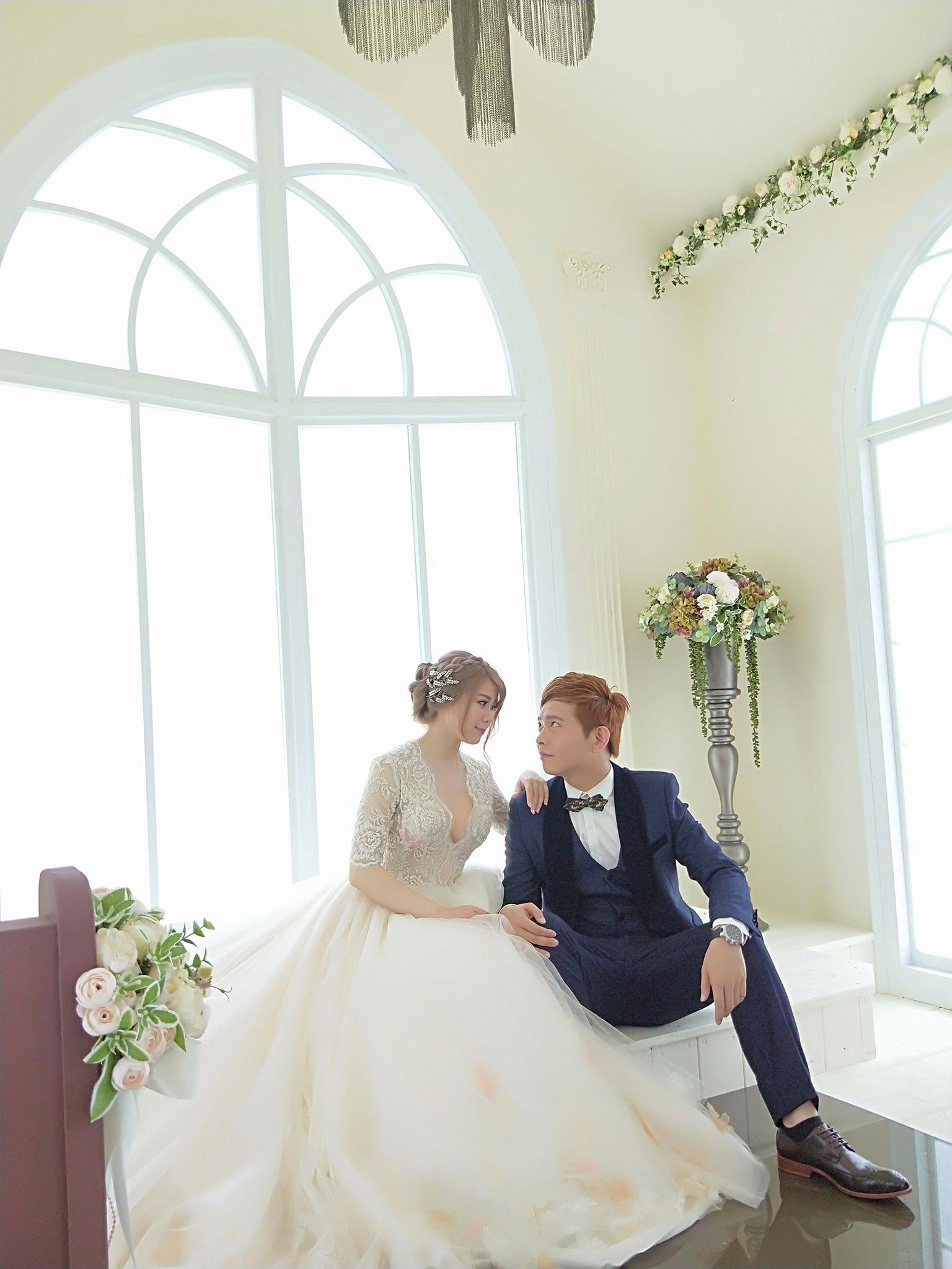 VVNFSWedding自助婚紗自主婚紗方美玉9