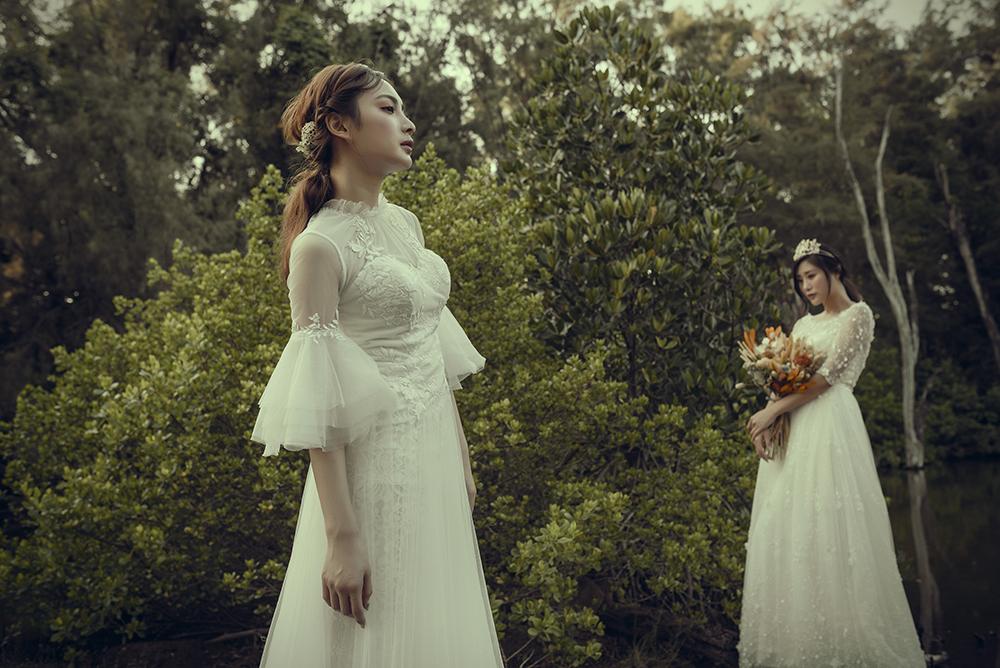VVNFS團隊創作白紗新娘造型10