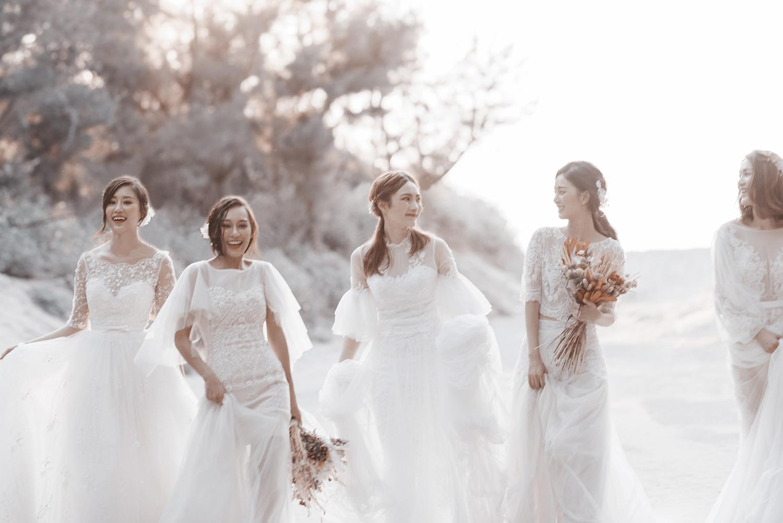 VVNFS團隊創作白紗新娘造型13