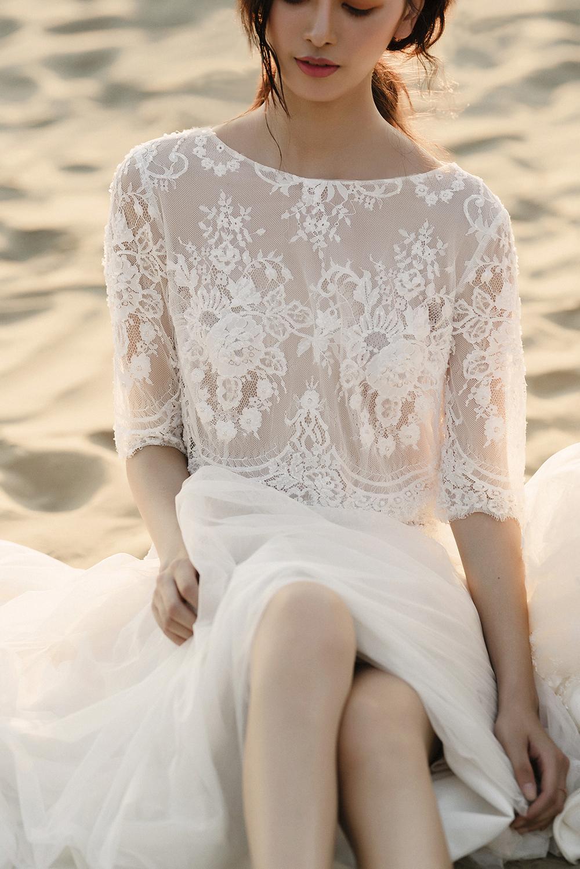 VVNFS團隊創作白紗新娘造型14