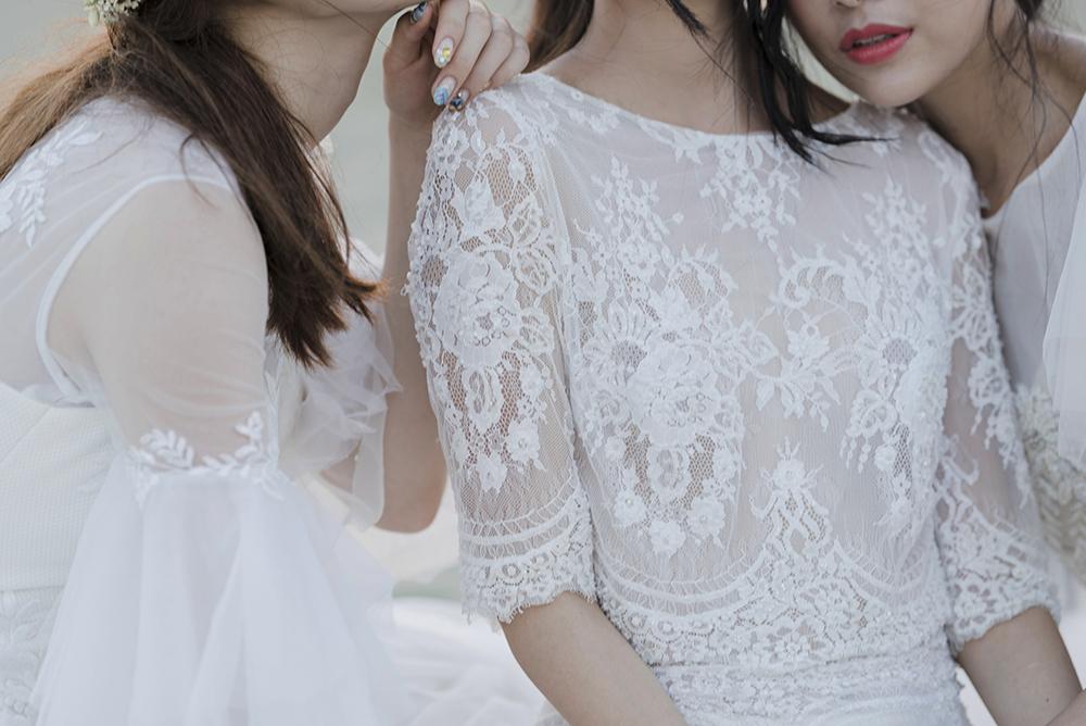 VVNFS團隊創作白紗新娘造型17