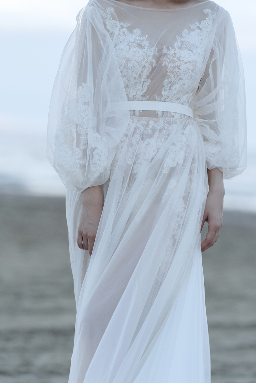 VVNFS團隊創作白紗新娘造型20
