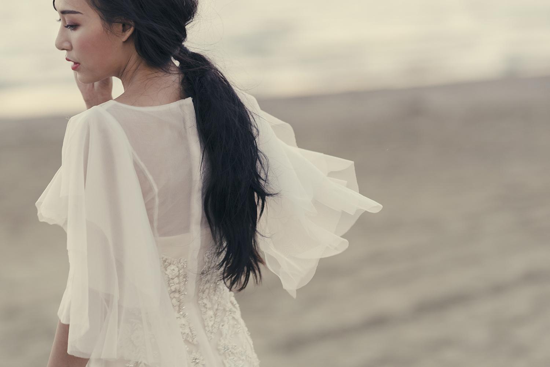 VVNFS團隊創作白紗新娘造型22
