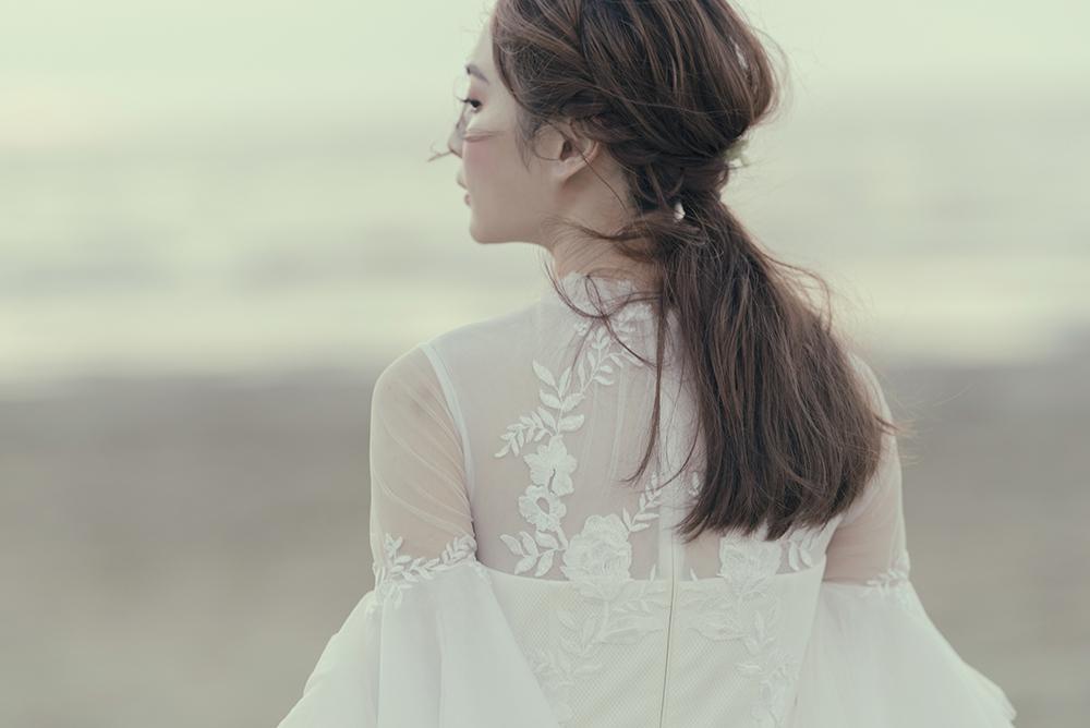 VVNFS團隊創作白紗新娘造型24