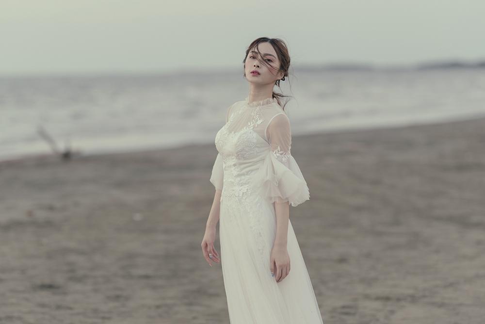 VVNFS團隊創作白紗新娘造型25