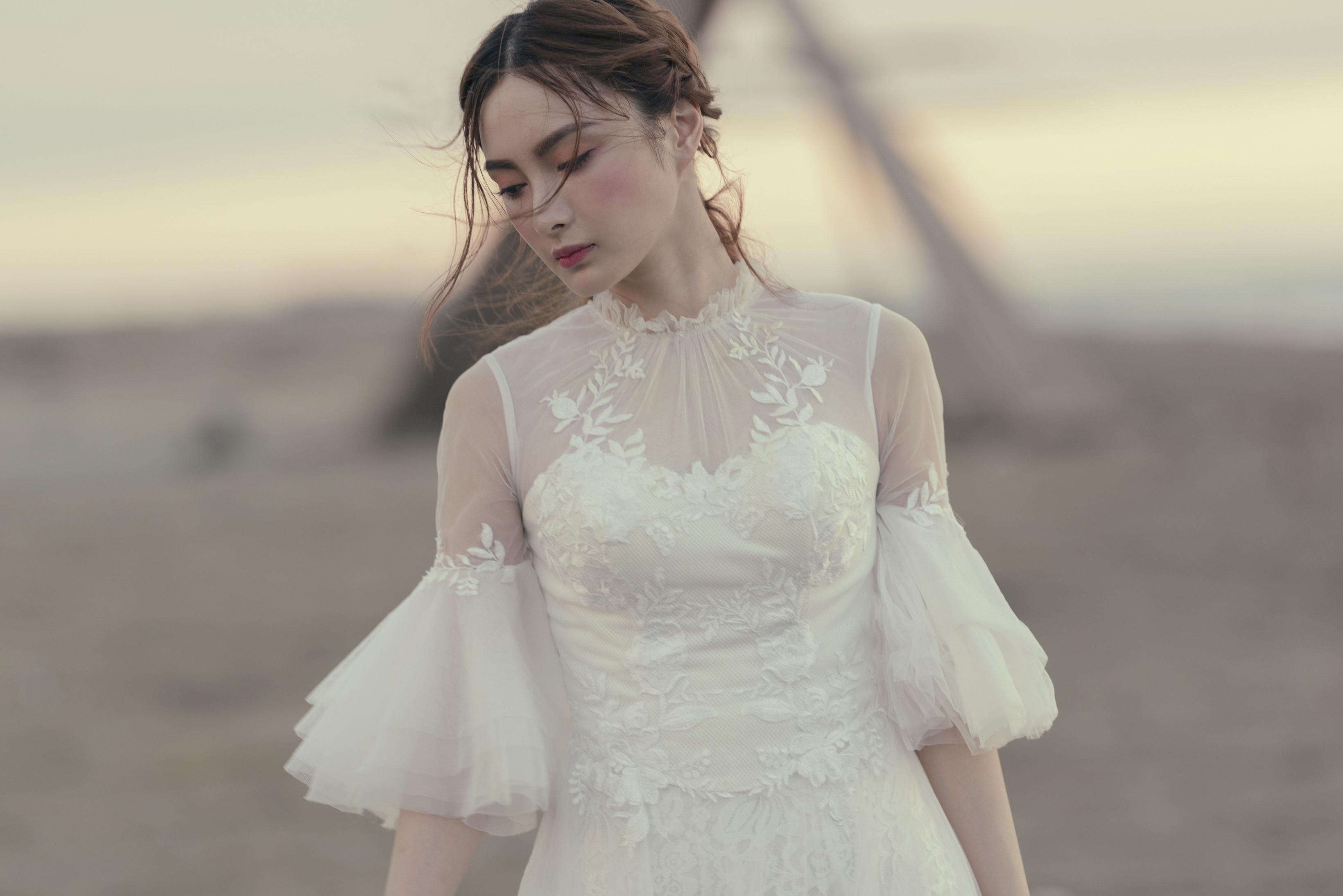 VVNFS團隊創作白紗新娘造型27