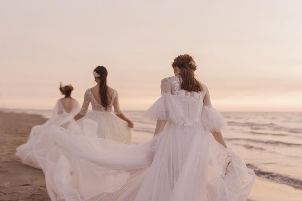VVNFS團隊創作白紗新娘造型30