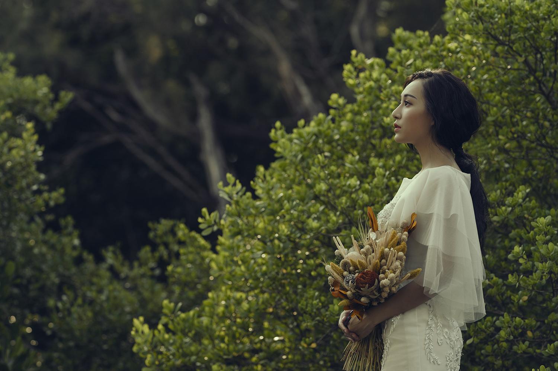 VVNFS團隊創作白紗新娘造型34