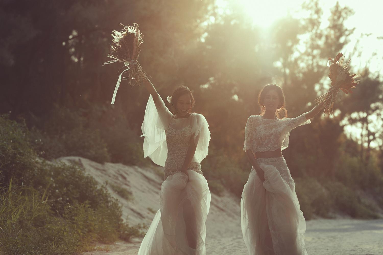 VVNFS團隊創作白紗新娘造型49