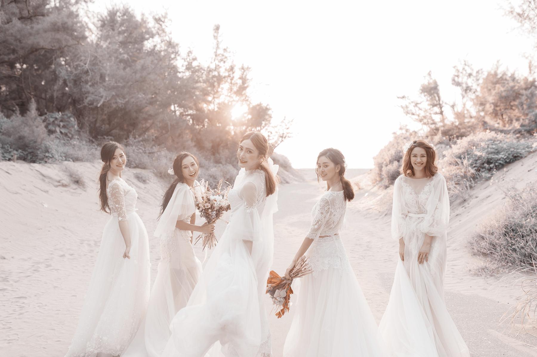 VVNFS團隊創作白紗新娘造型58