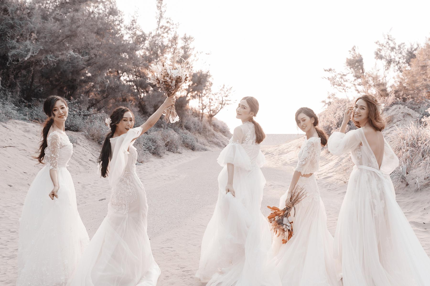 VVNFS團隊創作白紗新娘造型59