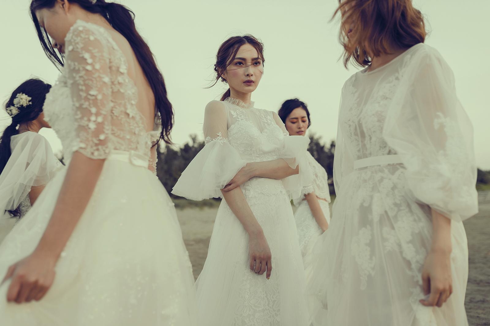 VVNFS團隊創作白紗新娘造型62