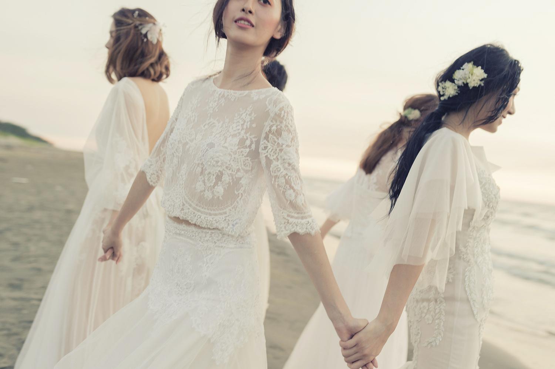 VVNFS團隊創作白紗新娘造型63